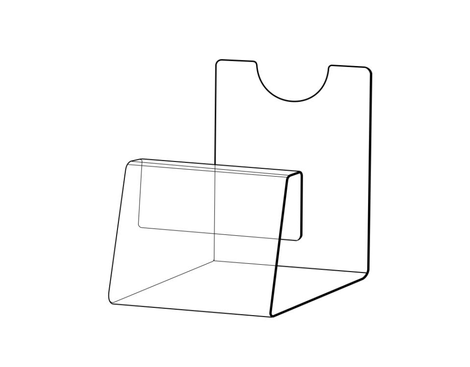 Plexi holder za fen