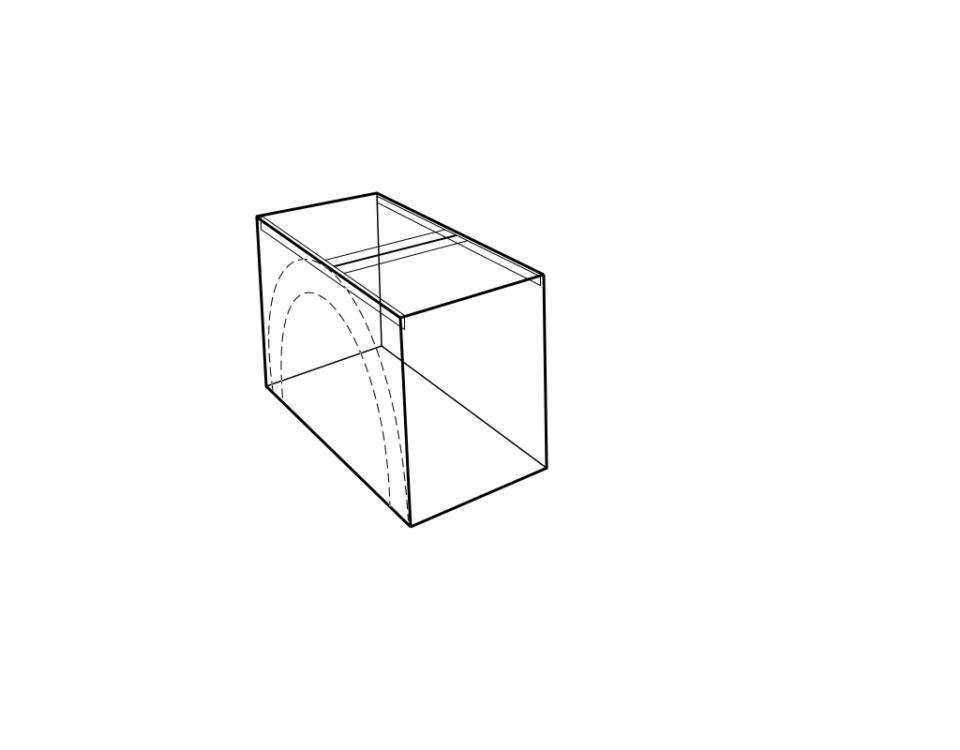 Plexi kutija za hleb